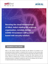Securing the cloud infrastructure of Hikal, India's leading life sciences organization