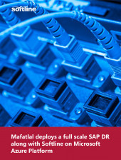 Mafatlal deploys a full scale SAP DR along with Softline on Microsoft Azure Platform
