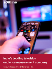India's Leading television audience measurement company